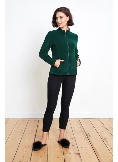 Reflections Sweatshirt Yeşil